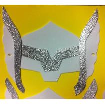Mascaras De Foamy Fomi Thor