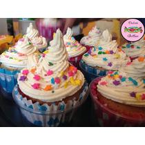 Cupcakes Para Todo Tipo De Eventos Especiales!!!