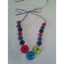 Collar De Botones Para Fiesta Lala Loopsy