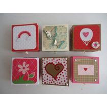 Tarjetas C/chocolates14 Febrero San Valentin Amor Amistad