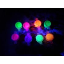 Super Kit Maquillaje En Crema 6 Neon Mas2 Brillan Obscuridad