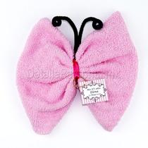 Mariposa De Toalla Personalizada Para Recuerdo Baby Shower