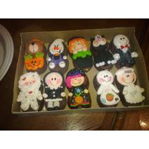 Brochetas Finas De Bombón Para Halloween