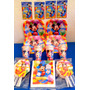 Paquete Básico Fiesta Mickey Mouse, Desechables Fiesta