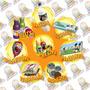 Etiquetas Imprimibles Fiesta Cumpleaños Bautizo Babyshower