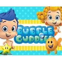 Kit Imprimible De Bubble Guppies Diseña Tarjetas Y Mas