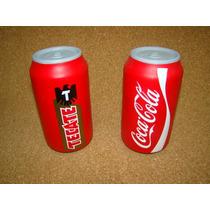 Alcancia Coca Cola, Tecate Forma De Lata, Recuerdos