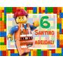 Dulceros Bolos Aguinaldos Cumpleaños Lego 10 X $180