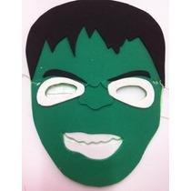 Mascaras De Foamy Fomi Hulk