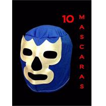 Mascaras De Luchador Niños!! Batucada Bodas Varios Modelos