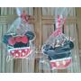 Galletas Decoradas Mickey Minnie Mouse Mamuts Bubulubus