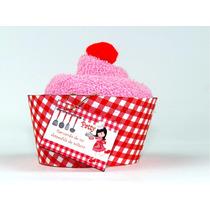 Cupcake D Toalla Personalizado Recuerdo Despedida De Soltera