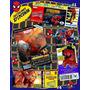 Invitaciones Hombre Araña-invitaciones Spiderman-avengers