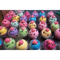 Panquecitos O Cupcakes De Toalla