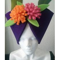 Sombreros De Hule Espuma Para Fiestas, Desde $40 Pesoss