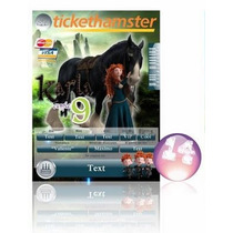 Invitaciones Tipo Ticket Master