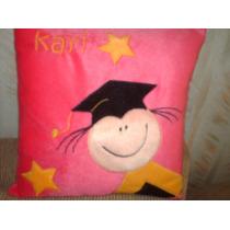 Almohadas De Recuerdos Para Tu Graduación -personalizados--