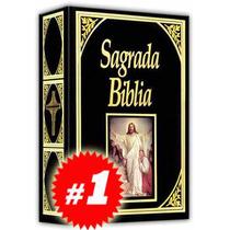 Sagrada Biblia Rezza Canto Dorado 1 Vol