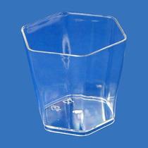 24 Vasos Hexagonal, Degustación, Dulces, Candy Bar..