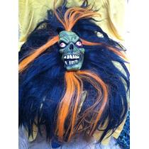 Mascara Monstruo Con Peluca
