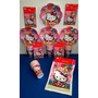 Paquete Básico Fiesta Hello Kitty, Desechables Para Fiesta