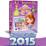Nuevo Kit Imprimible Princesa Sofia 100% Editable Pack 2015