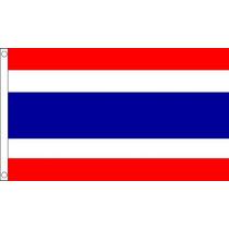 Bandera De Tailandia - Thai 5ftx 3ft País Nacional Con El M