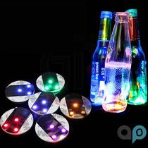 Porta Vasos Con Luz Led, Iluminación Para Botellas Y Mas