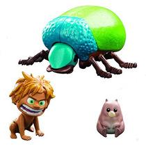 La Figura Peque?a Buen Dinosaurio, Spot Y Escarabajo