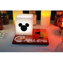 Centro De Mesa Mickey Mouse Aluzza.