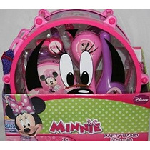 Disney Minnie Mouse Party Band De 10 Piezas Juego Set Instru
