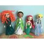 Centros De Mesa Fofuchas Elsa Frozen Fiestas Infantiles