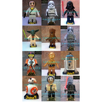 Star Wars,fofuchas,lego,centros Dmesa,fiestas, Force Awakens