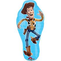 Globo Woody Toy Story 6 Pza Medida 14 Pulgada Centro De Mesa