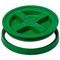 Gamma Sello Tapa - Verde - Para 3,5-7 Cubos Galón O Baldes G