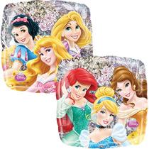 Globo Princesas Disney Paq 10 Pzas Medida 9 Pulgadas