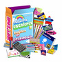 Kit Imprimible Etiquetas Escolares Todos Personajes Comics