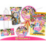 Princesas Disney Kit Imprimible Personalizado Invitaciones