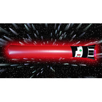 Sable Star Wars Inflable Espada Darth Vader Fiesta Tematica