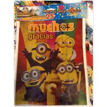 Minions Halloween 25 Bolsitas Dulceras Promocion 55 Pesos