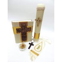 Set Biblia Latinomexicana Para Primera Comunión 02fw02