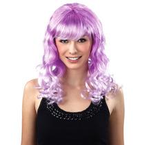 Cosplay Adultas - Lolita Peluca Púrpura De Halloween Del Pe
