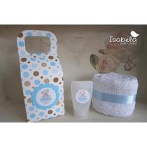 Kit Toalla Y Gel Antibacterial, 100% Personalizados