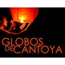 100 Globos De Cantoya!! Promoción