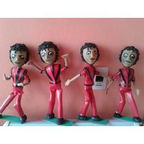 Fofuchas Figuras Centros De Mesa Michael Jackson Fiestas