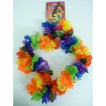 Garland Vestido De Lujo - Brillante Grande De La Hawaiana De