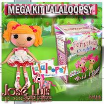 Lalaloopsy Cartel Invitaciones Kit Imprimible Jose Luis