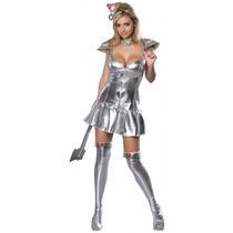 Mago De Oz - Hombre De Hojalata Mujer De Tama?o Costume