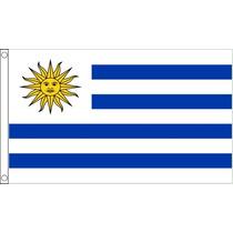 Bandera De Uruguay - Uruguay 5ftx 3ft Nacional País Con