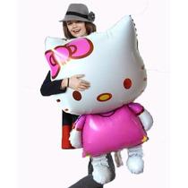 Hello Kitty Globo Helio Gigante Inflable Fiesta Jumbo